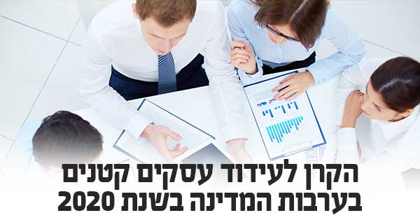 הקרן לעידוד עסקים קטנים בערבות המדינה